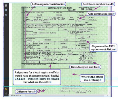 David sadler for congress 2011 front page archive mara zebest analysis of obamba birth certificate yelopaper Choice Image
